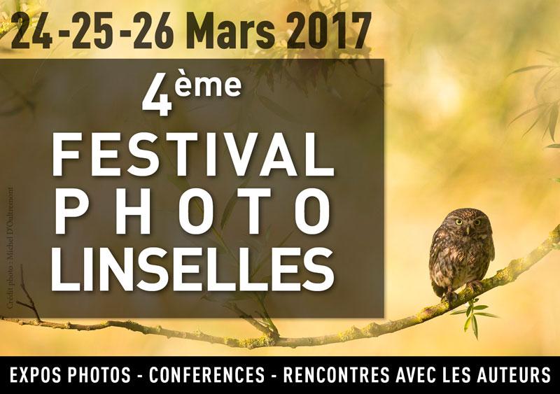 Festival Photo Linselles - du 24 au 26 Mars 2017